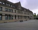 Un collège des années 50