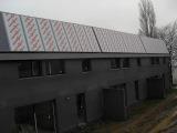 maisons solaires
