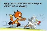poule et renard